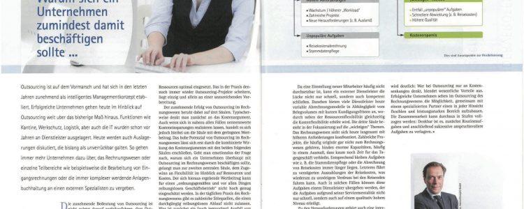 Outsourcing im Rechnungswesen
